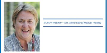 IFOMPT Dr. Ina Diener – The ethical side of manual therapy Webinar
